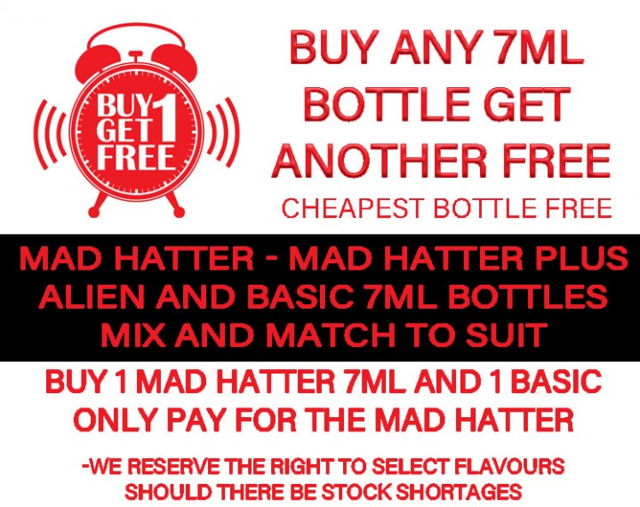 Buy any 7ml get another FREE