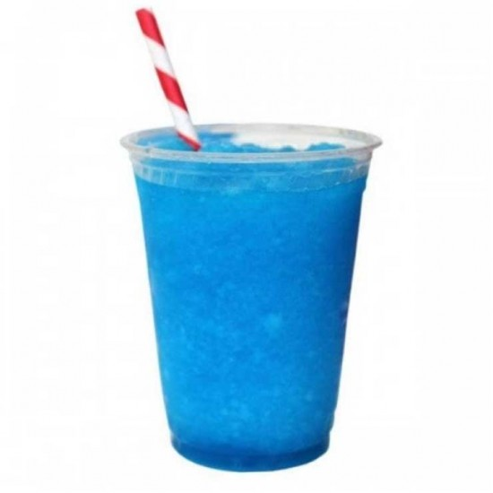 Mad Hatter 60ml Blue Slush  Bulk Pack